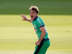 Curtis Campher led Ireland to victory (Andrew Couldridge/PA)
