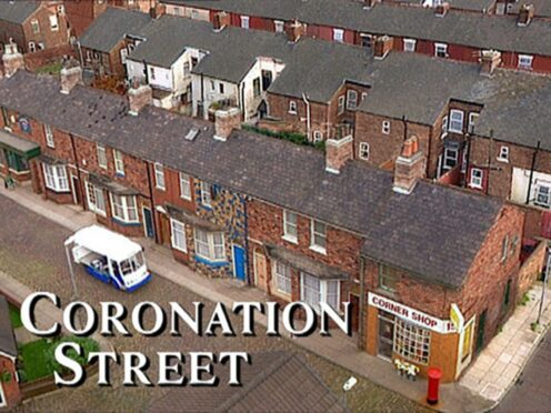 Coronation Street has joined forces with the other major soaps to highlight climate change in a TV first (ITV/PA)