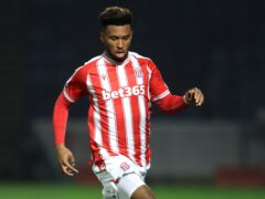 Stoke are expected to have Tyrese Campbell available for the visit of Bournemouth (Adam Davy/PA)