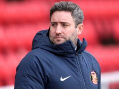 Sunderland manager Lee Johnson feels players need more education around the use of snus (Richard Sellers/PA)