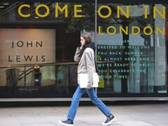 John Lewis reveals the trends of the past year (Yui Mok/PA)