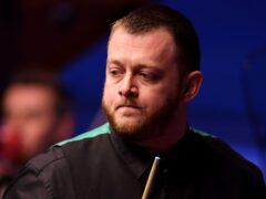 Mark Allen sunk Judd Trump in Belfast (George Wood/PA)