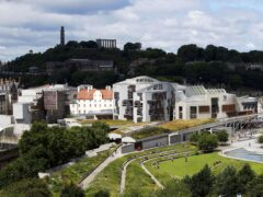 The Scottish Parliament could create a new committee to head the inquiry into Covid or a current committee could take it up (Jane Barlow/PA)