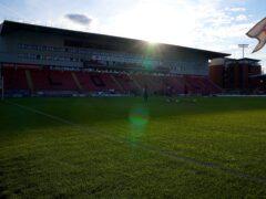Leyton Orient take on Forest Green on Tuesday (Jonathan Brady/PA)