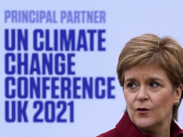 Nicola Sturgeon set to discuss Scotland's collaboration with Arctic nations in fighting climate change at Arctic Circle Assembly (Andrew Milligan/PA)
