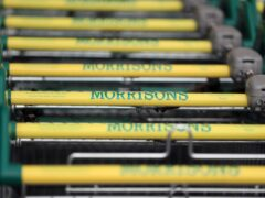 Morrisons chairman Andrew Higginson has said supply chain issues have been 'slightly overblown' (Mike Egerton/PA)
