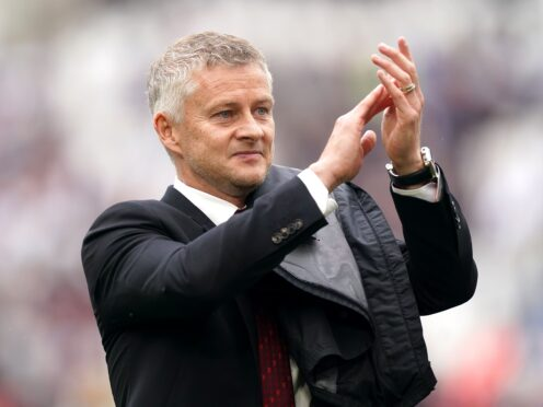 Ole Gunnar Solskjaer voiced frustration that United are in action again so soon after Wednesday's exertions (Mike Egerton/PA)
