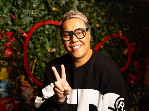 Gok Wan has cancelled his appearance at an investiture at Windsor Castle (PA)