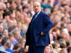 Rafael Benitez is ready for an important clash (Peter Byrne/PA)