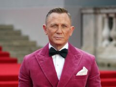 Daniel Craig will be honoured with a star on the Hollywood Walk Of Fame, it has been announced (Jonathan Brady/PA)