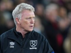 West Ham manager David Moyes, pictured, has a 'great respect' for Rafael Benitez (Mike Egerton/PA)