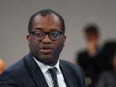 Business Secretary Kwasi Kwarteng (Stefan Rousseau/PA)