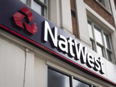 NatWest has vowed to offer £100 billion in green funding by the end of 2025 and launch its first environmentally-friendly business loan as it looks to help small firms capitalise on the drive to tackle climate change (Matt Crossick/PA)