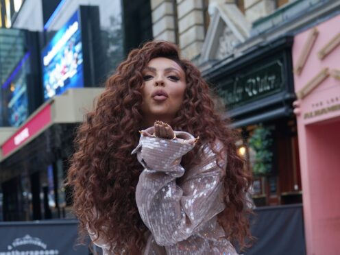 Jesy Nelson said she never intended to cause offence after being accused of 'blackfishing' in her latest music video (Yui Mok/PA)