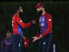 England were outgunned by India (Aijaz Rahi/AP)