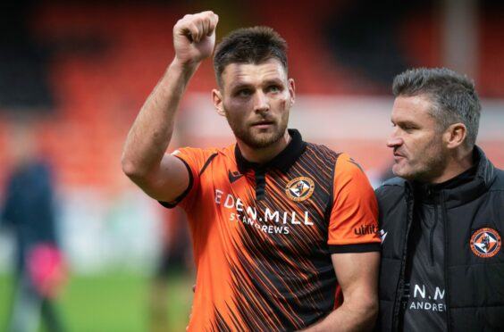 EXCLUSIVE: Ryan Edwards reveals Aberdeen clear-the-air talks set Dundee United on the path to success