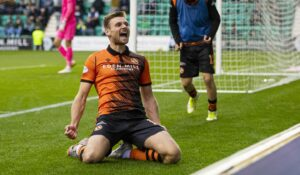 Ryan Edwards enjoys 'perfect away day' with Dundee United as Tam Courts hails 'inspirational' Declan Glass
