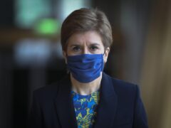Support for the SNP could 'crumble' when Nicola Sturgeon steps down as leader, Alex Cole-Hamilton said (Fraser Bremner/Scottish Daily Mail/PA)