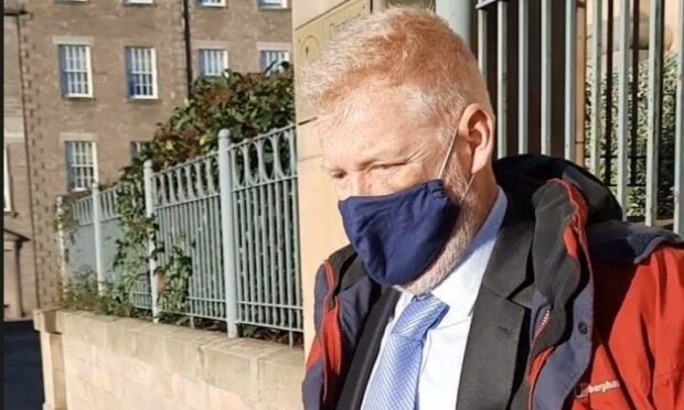 Drink drive scientist fined after being caught more than five times limit in Broughty Ferry