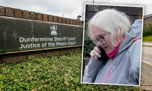Fife carer guilty of embezzling 'large sum' from dementia patient