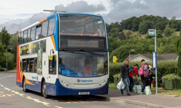 Stagecoach offer new pay proposal to Tayside and Fife workers in 'remarkable turnaround'