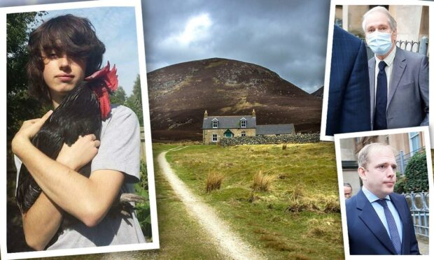 'I lost my love, my baby and future I had planned with Tom' — Family reacts as sheriff issues fines after student's death from poisoning in Angus
