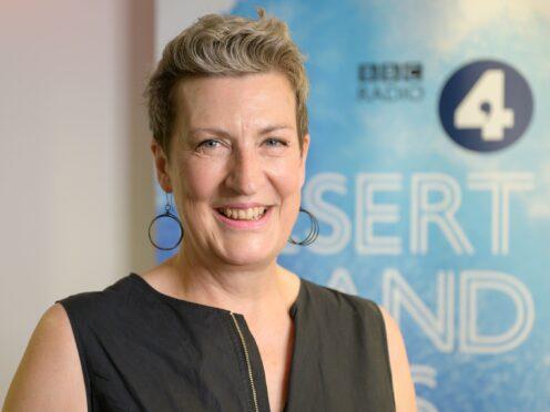 Dame Sarah Connolly is on BBC Radio 4's Desert Island Discs (Amanda Benson/BBC).