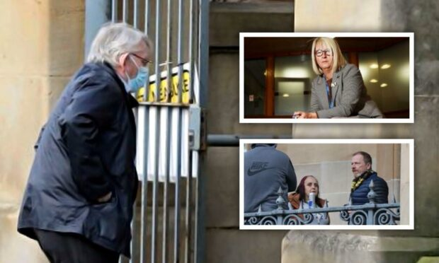 Former pupils of Dundee paedophile teacher call for public inquiry