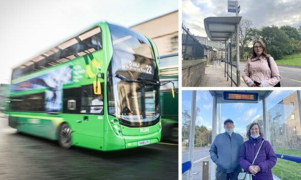 Dundee bus services branded 'useless' by residents as Xplore makes 'be kind' plea