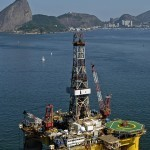 Total strikes first oil from Brazilian mega-field