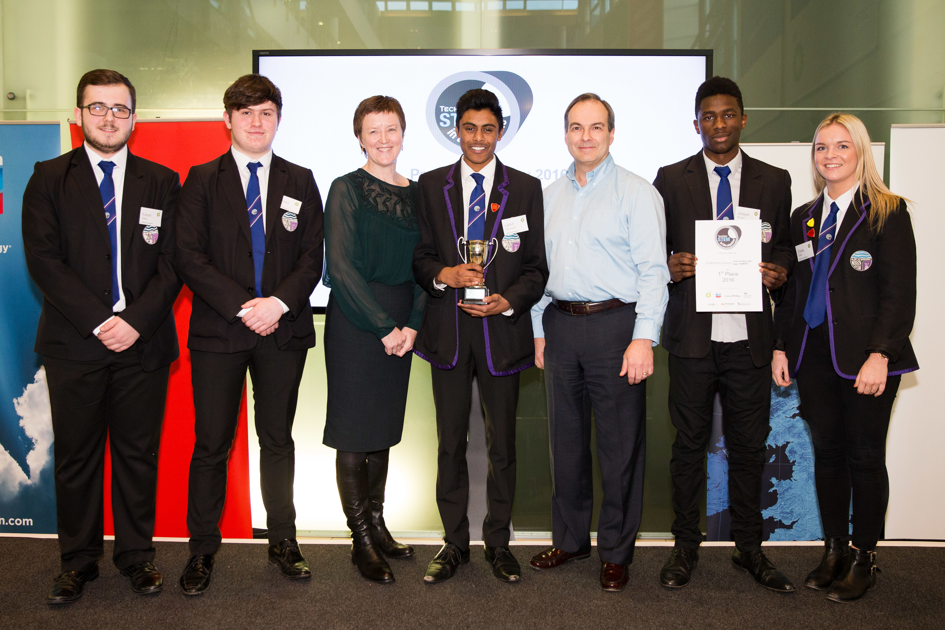 Oil and gas challenges to see winning STEM solutions from Aberdeenshire students