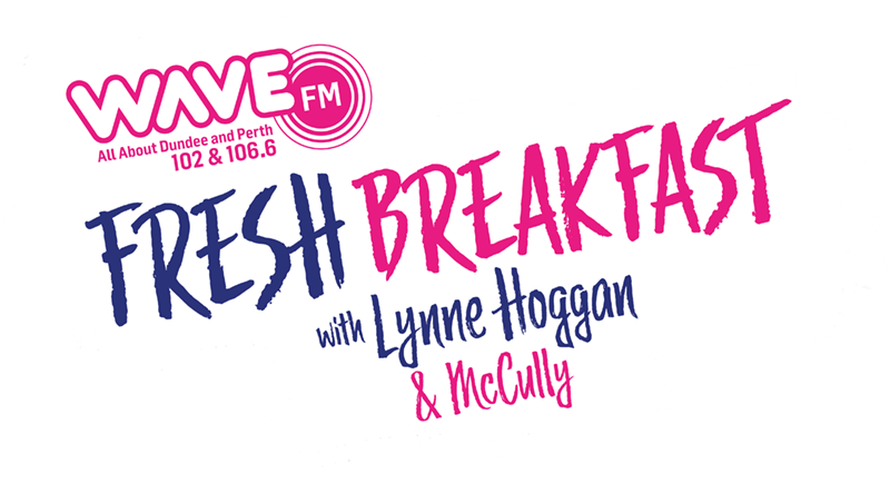 Wave FM Fresh Breakfast with Lynne Hogan and McCully