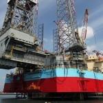 Maersk wins work for jack-up rig