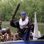 Nigerian government forces crack down on the Delta's oil bootleggers