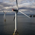 EDF submits plans for Moray windfarm