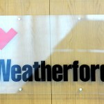 Weatherford narrows first quarter losses