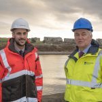 Vattenfall moving into Aberdeen harbour to support wind farm project