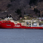 Technip names new dive support vessel at Norway ceremony