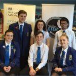 STEM pupils to deliver field development plan