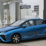 Shell takes small step to fuel Toyota's giant hydrogen leap
