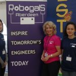 Aberdeen Robogals off to a flyer in promoting Stem careers for young women