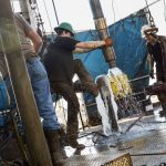 US rig count falls after five months of growth