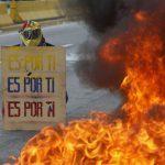 Anti-government protests leave four dead in Venezuela unrest