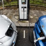 Fast, dirty natural gas plants get boost from electric cars