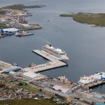 New £16.5million pier naming at Lerwick Harbour