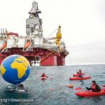 Greenpeace vessel seized, activists arrested as Arctic protest gets heated
