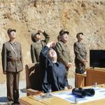 Warning to North Korea over H-bomb test with simulated attack on nuclear site