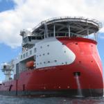 DOF vessel picked for North Sea wind farm