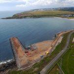 Aberdeen harbour expansion reaches milestone