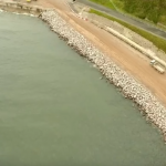 VIDEO: Experience a bird's-eye view of Aberdeen Harbour expansion